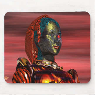 ARES - CYBORG MOUSE PADS
