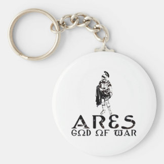 Ares Key Ring
