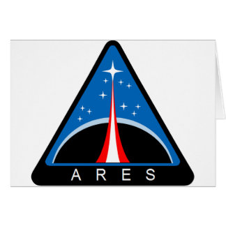 Ares Launch Vehicle Cards