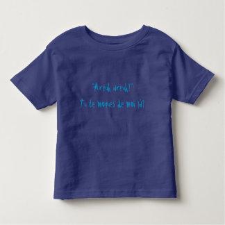 areuh areuh adult mocker baby toddler T-Shirt