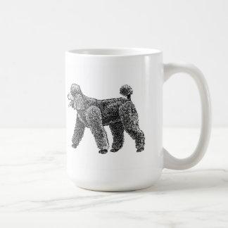 Arf-Arf Rockaway Poodle Mug