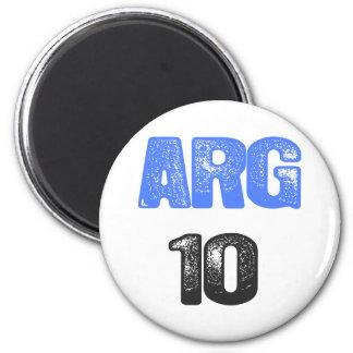 ARG 10! MAGNET