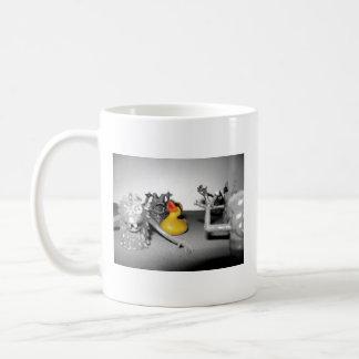 'Arg! Monsters!' Rubber Duck Mug