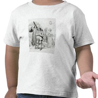 Argan and Monsieur Purgon Tee Shirt