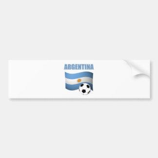 Argenitna world cup t-shirt bumper sticker