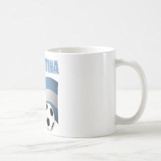 Argenitna world cup t-shirt mug
