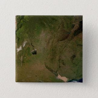 Argentina 15 Cm Square Badge