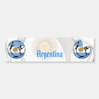Argentina #1 bumper sticker