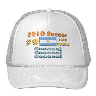 Argentina #9 Hat Trick