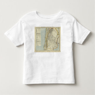 Argentina and Chile Toddler T-Shirt