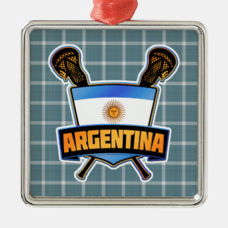 Argentina Argentine Lacrosse Decoration