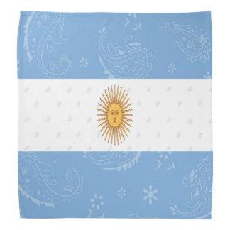 Argentina Bandana