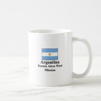 Argentina Buenos Aires West Mission Mug