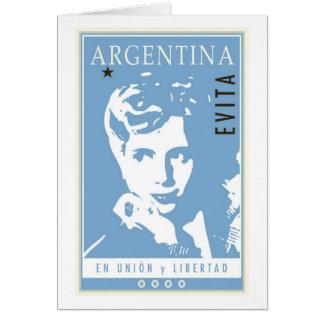 Argentina Card