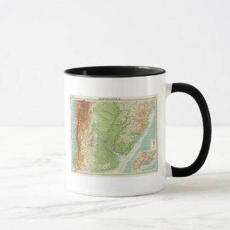 Argentina, Chile Mug