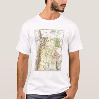Argentina, Chile, Paraguay, Uruguay T-Shirt