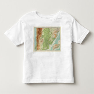Argentina, Chile Toddler T-Shirt