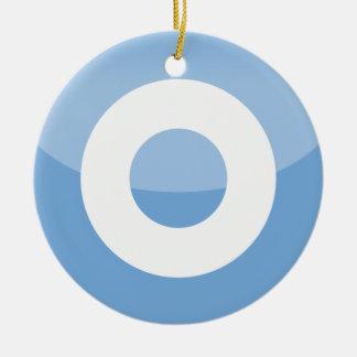 argentina christmas ornament