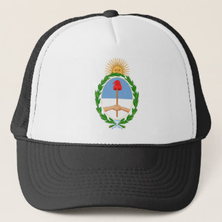 Argentina Coat of arm AR Trucker Hat