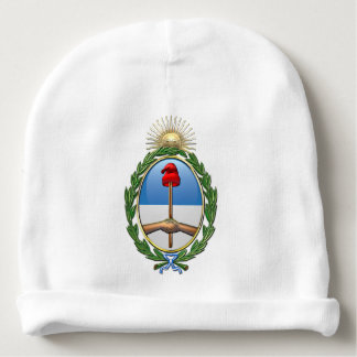Argentina Coat of arms Baby Beanie