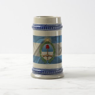 Argentina Coat of arms Beer Stein