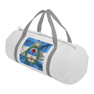 Argentina Coat of arms Gym Bag