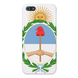 Argentina Coat Of Arms Cases For iPhone 5