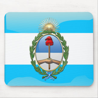 Argentina Coat of arms Mouse Mat