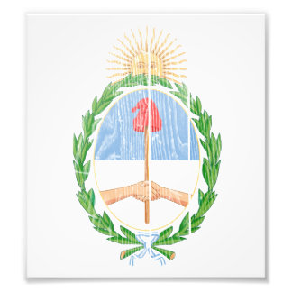 Argentina Coat Of Arms Photo