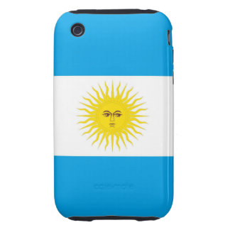 argentina country flag case iPhone 3 tough covers