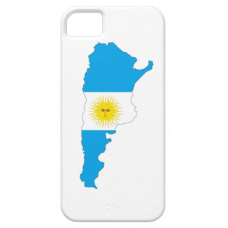 argentina country flag map shape symbol iPhone 5 covers