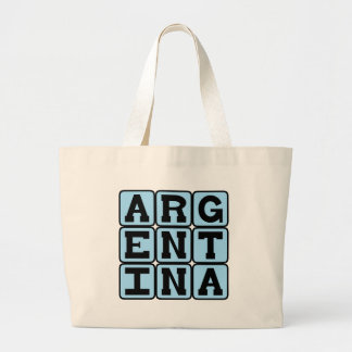 Argentina, Country in South America Bags