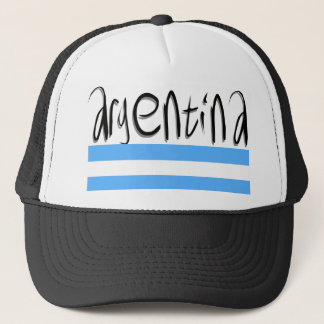 Argentina design! trucker hat