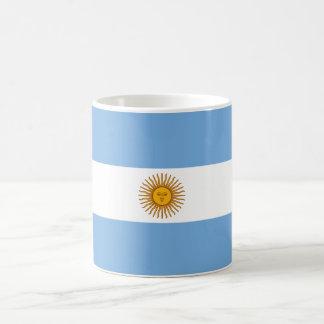 Argentina Flag AR Coffee Mug