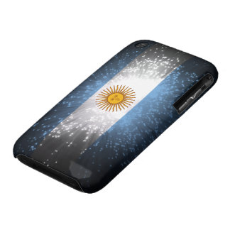 Argentina Flag Firework iPhone 3 Covers
