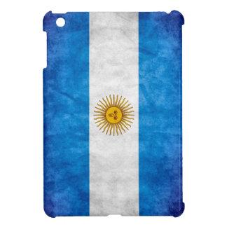 Argentina Flag Grunge Case For The iPad Mini