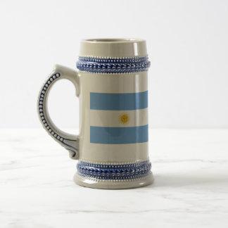 Argentina Flag ~ Map Mug