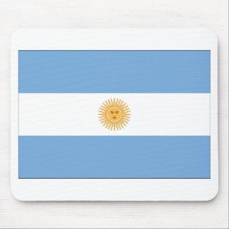 Argentina Flag Mouse Mat