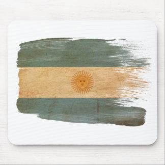 Argentina Flag Mousepads