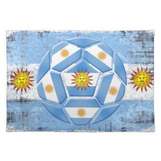 Argentina flag placemat