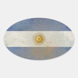 Argentina Flag Stickers