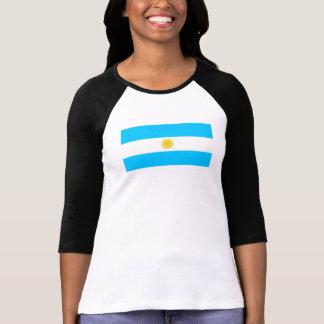 Argentina Flag Tees