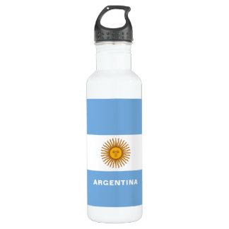 Argentina Flag Water Bottle