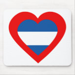 argentina-heart mouse pads
