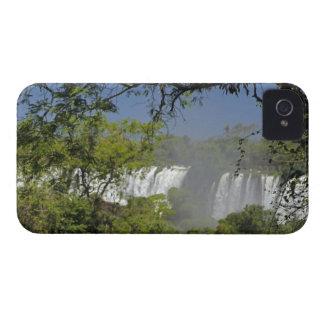 Argentina, Iguacu Falls in sun. 2 iPhone 4 Case