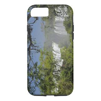 Argentina, Iguacu Falls in sun. 2 iPhone 7 Case