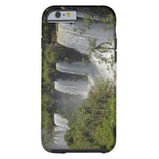 Argentina, Iguacu Falls in sun. Tough iPhone 6 Case