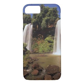 Argentina, Igwazu, Igwazu falls. Salto Dos iPhone 8/7 Case