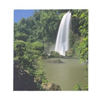 Argentina; Igwazu; Igwazu Falls. Salto Dos Notepad