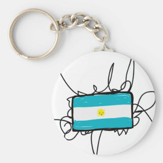 Argentina Key Chains
